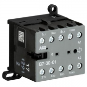 Миниконтактор ABB B7-30-01 12A (400В AC3) катушка 230В АС
