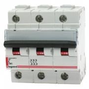Автоматический выключатель Legrand 3-полюсный 125A-3М(тип C)