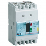 Автоматический выключатель Legrand DPX3 160 3P 40А 16kA