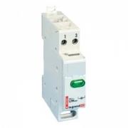 Индикатор модульный Legrand с одной лампой, зеленый рассеиватель
