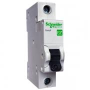 Автоматический выключатель Schneider Electric EASY 9 1П 50А С 4,5кА 230В