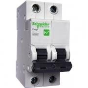 Автоматический выключатель Schneider Electric EASY 9 2П 16А С 4,5кА 230В