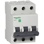 Автоматический выключатель Schneider Electric EASY 9 3П 50А С 4,5кА 400В