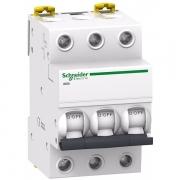 Автоматический выключатель Schneider Electric Acti 9 iK60 3П 6A 6кА C