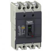 Автоматический выключатель Schneider Electric EZC100N 40A 18 кА/380В 3П3T