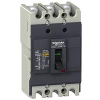 Автоматический выключатель Schneider Electric EZC100N 50A 18 кА/380В 3П3T