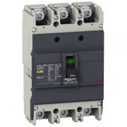 Автоматический выключатель Schneider Electric EZC250F 200A 18 кА/400В 3П3Т