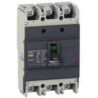 Автоматический выключатель Schneider Electric EZC250F 250A 18 кА/400В 3П3Т
