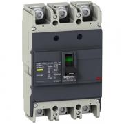 Автоматический выключатель Schneider Electric EZC250N 200A 25 кА/400В 3П3Т