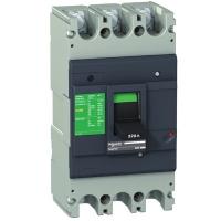 Автоматический выключатель Schneider Electric EZC400N 320A 36кА/415В 3П3Т