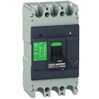 Автоматический выключатель Schneider Electric EZC630N 500A 36кА/415В 3П3Т