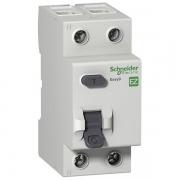 УЗО + защита от перенапряжения Easy9 2П 63А 100мА AC 230В Schneider Electric