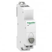 Кнопка управления iPB Acti 9 Schneider Electric серая 1НЗ