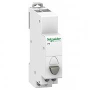 Кнопка управления iPB Acti 9 Schneider Electric серая 1НО