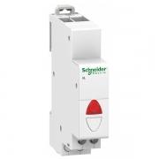 Световой индикатор iIL Acti 9 Schneider Electric красный 230В