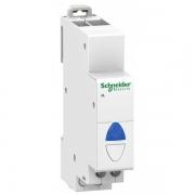 Световой индикатор iIL Acti 9 Schneider Electric синий 230В