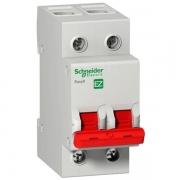 Выключатель нагрузки (модульный рубильник) Easy9 2П 125А 230В Schneider Electric