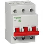 Выключатель нагрузки (модульный рубильник) Easy9 3П 40А 400В Schneider Electric