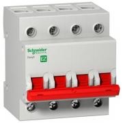 Выключатель нагрузки (модульный рубильник) Easy9 4П 100А 400В Schneider Electric