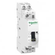 Модульный контактор с ручным управлением iCT Acti 9 Schneider Electric 25A 2Н 230/240В АС 50ГЦ