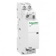 Модульный контактор iCT Acti 9 Schneider Electric 16A 2НО 230/240В АС 50ГЦ