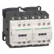 Пускатель магнитный реверсивный D Schneider Electric 3Р 9A катушка 220В AC 1НО+1НЗ (контактор)