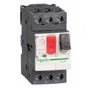 Автомат Schneider Electric TeSys GV2ME с комбинированным расцепителем 0,25-0,40А