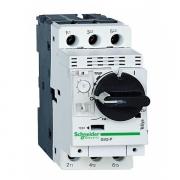 Автомат Schneider Electric TeSys GV2P с комбинированным расцепителем 0,1-0,16А