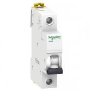 Автоматический выключатель Schneider Electric Acti 9 iC60N 1П 50A 6кА C