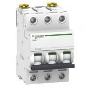 Автоматический выключатель Schneider Electric Acti 9 iC60N 3П 6A 6кА C