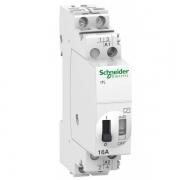 Импульсное реле Schneider Electric iTL16A 2НО 230В АС 50-60ГЦ 110В DC