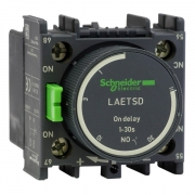 Дополнительный контактный блок с выдержкой на включение EasyPact TVS Schneider Electri 0,1-30C