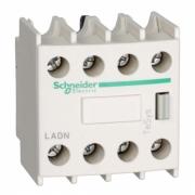 Контактный блок фронтальный Schneider Electric TeSys D 4НО