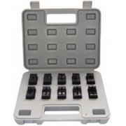 КВТ набор матриц для опрессовки алюминиевых и алюмомедных наконечников по ГОСТ - НМ-300 ТА