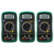 КВТ Мультиметр цифровой - MAS 838