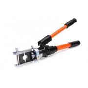 КВТ Пресс гидравлический ручной для опрессовки контактной арматуры и аппаратных зажимов ВЛ — ПРГ-14