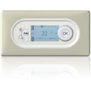 Терморегулятор программируемый Celiane для теплых полов Legrand Celiane (сл. кость)