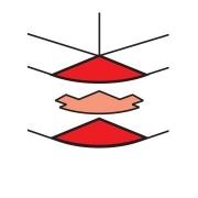 Угол внешний Legrand DLP для 150x50