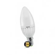 Лампа LED 5вт E14 белый матовая свеча Navigator (94482 NLL-P-C37)