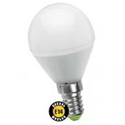 Лампа LED 5вт E14 белая шар Navigator (94478 NLL-P-G45)