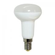 Лампа LED зеркальная 7вт Е14 R50 теплый FERON (LB-450)