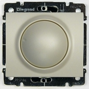 Cветорегулятор Legrand Galea Life 40-400Вт (перламутр)