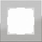 Рамка четверная белое стекло Werkel Favorit a030822 WL01-Frame-04