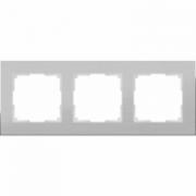 Рамка одинарная натуральное стекло Werkel Favorit a031475 WL01-Frame-01