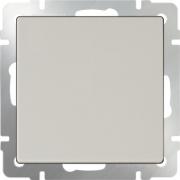 Рамка пятерная Werkel Favorit, серое стекло a030779 WL01-Frame-05