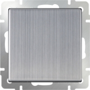 Розетка с заземлением, шторками и USBх2 черная матовая Werkel a033477 WL08-SKGS-USBx2-IP20