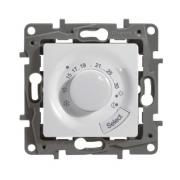 Терморегулятор для теплого пола Etika (белая)