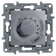 Терморегулятор для теплого пола Etika (алюминий)