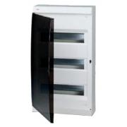 ABB Unibox Бокс настенный 36 мод. белый с прозрачной дверцей IP41