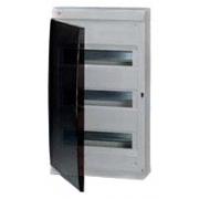 ABB Unibox Бокс настенный 36 мод. серый с прозрачной дверцей IP41